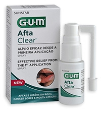 GUM AFTACLEAR | Spray